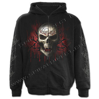sweat-shirt avec capuche pour hommes - Game Over - SPIRAL, SPIRAL