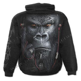 sweat-shirt avec capuche enfants - Devolution - SPIRAL, SPIRAL