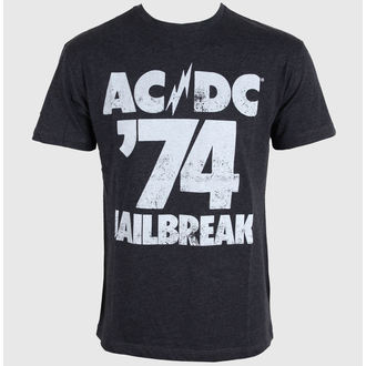 tee-shirt métal pour hommes AC-DC - AC/DC - AMPLIFIED - ZAV210A74