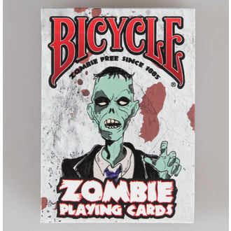 à jouer cartes Bicycle Zombies, Nemesis now