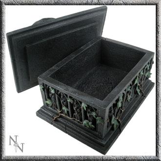 boîte (décoration) Dragon Tarot Card, NNM
