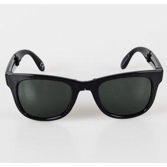 des lunettes de soleil VANS - M pliable Spicoli S - Noir Brillant, VANS