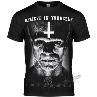 t-shirt hardcore pour hommes - FRANKENSTEIN - AMENOMEN, AMENOMEN