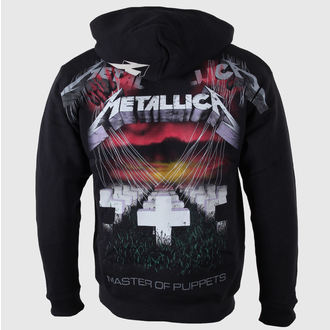 sweat-shirt avec capuche pour hommes Metallica - Master of Puppets -, Metallica