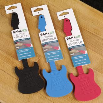 spatule Guitar Baking Spatule - Gama Go, Gama Go