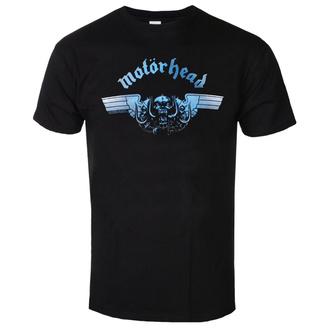 tee-shirt métal pour hommes Motörhead - Tri-Skull - ROCK OFF - MHEADTEE15MB