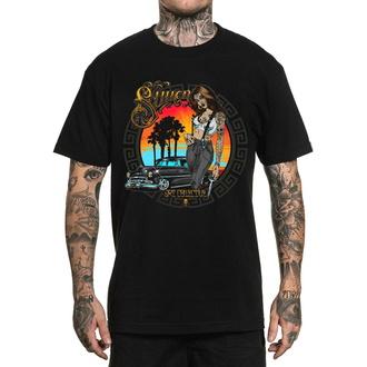T-shirt SULLEN pour hommes- VIVA LA RAZA - NOIR - SCM2895_BK