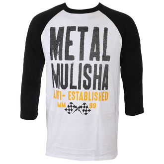 tee-shirt street pour hommes - FIRST RAGLAN - METAL MULISHA, METAL MULISHA