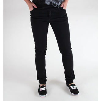 pantalon (unisexe) 3RDAND56th - Hipster Slim Fit - Noire, 3RDAND56th