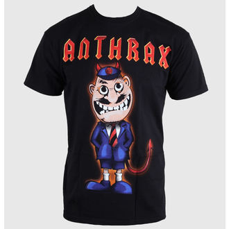 tee-shirt pour hommes Anthrax - TNT Couvrir - ROCK OFF, ROCK OFF, Anthrax