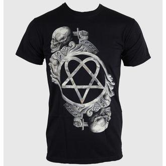 tee-shirt métal pour hommes Him - Bone Sculpture - ROCK OFF, ROCK OFF, Him