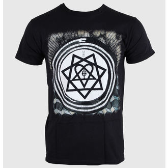 tee-shirt métal pour hommes Him - Album Symbols - ROCK OFF, ROCK OFF, Him