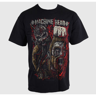 tee-shirt métal pour hommes Machine Head - Goliath Red - ROCK OFF, ROCK OFF, Machine Head