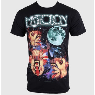 tee-shirt métal pour hommes Mastodon - Interstella Hunter - ROCK OFF, ROCK OFF, Mastodon