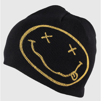bonnet Nirvana - Smiley - ROCK OFF - NIRVBEAN01