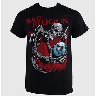 tee-shirt métal pour hommes Bad Religion - Skull - LIVE NATION, LIVE NATION, Bad Religion