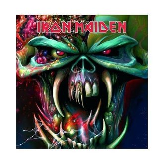 carte de voeux Iron Maiden - The Final - ROCK OFF, ROCK OFF, Iron Maiden