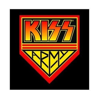 carte de voeux Kiss - Arm - ROCK OFF, ROCK OFF, Kiss