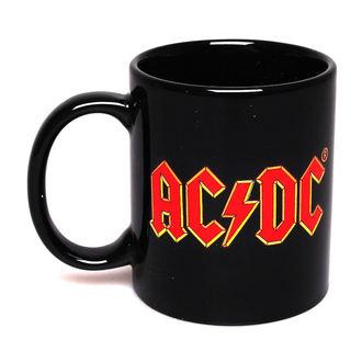 tasse AC / DC - Logo - CDV, C&D VISIONARY, AC-DC