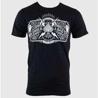 t-shirt hardcore pour hommes - Bad Star - LIQUOR BRAND, LIQUOR BRAND