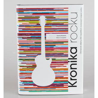 livre Chronique de rock