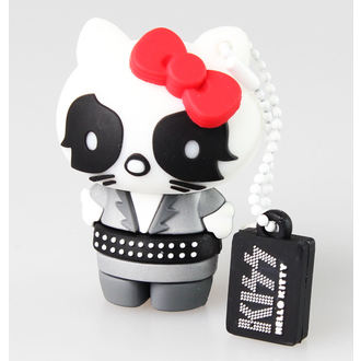 flash disque USB 8GB (pendentif) KISS - HELLO KITTY - The Catman, HELLO KITTY, Kiss