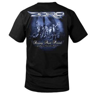 T-shirt metal pour hommes Doro - Wolf - ART WORX, ART WORX, Doro