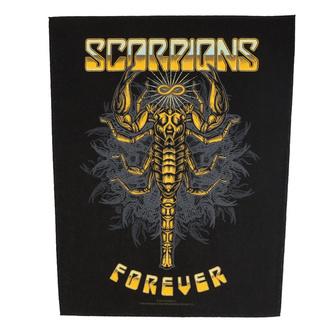 Grand patch Scorpions - Forever - RAZAMATAZ, RAZAMATAZ, Scorpions