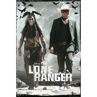 affiche Lone Ranger - Teaser