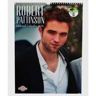 calendrier pour année 2014 Robert Pattinson, NNM
