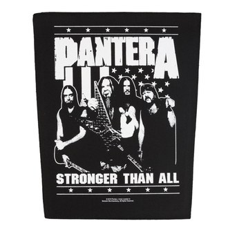 Grand patch Pantera - Stronger Than All - RAZAMATAZ, RAZAMATAZ, Pantera