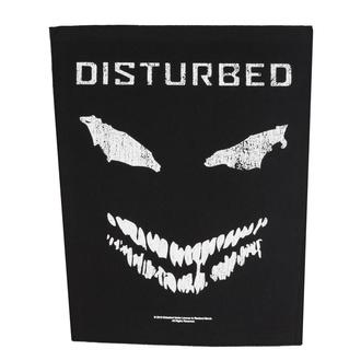 Grand patch Disturbed - Face - RAZAMATAZ, RAZAMATAZ, Disturbed