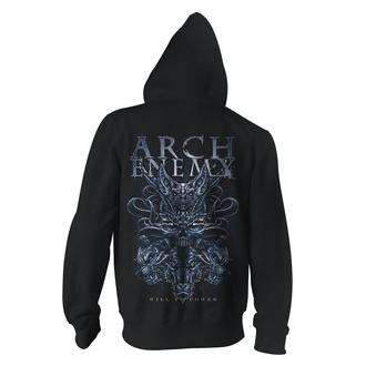 sweat à capuche pour hommes Arch Enemy - Bat - ART WORX, ART WORX, Arch Enemy