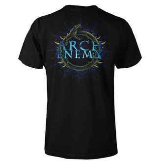 T-shirt metal pour hommes Arch Enemy - Saturnine - ART WORX, ART WORX, Arch Enemy