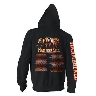Sweat à capuche pour hommes Hammerfall - Dominion World Tour - ART WORX, ART WORX, Hammerfall