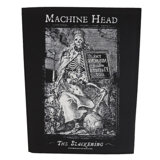 Grand patch Machine Head - The Blackening - RAZAMATAZ, RAZAMATAZ, Machine Head