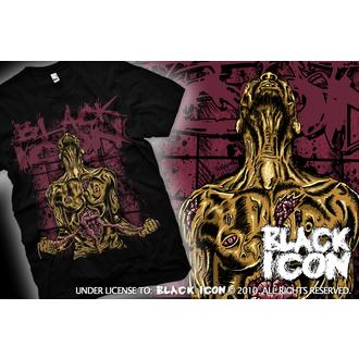t-shirt hardcore pour hommes - Suicide - BLACK ICON, BLACK ICON