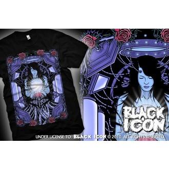 t-shirt hardcore pour hommes - Maiden - BLACK ICON, BLACK ICON