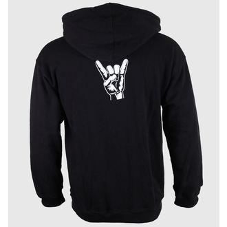 sweat-shirt avec capuche pour hommes - Headbangers - RESTLESS, RESTLESS