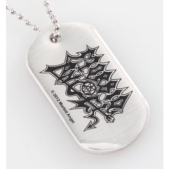 collier (de chien plaque) Morbid Angel - RAZAMATAZ, RAZAMATAZ, Morbid Angel