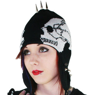 bonnet TOO FAST - Trapper - Skull, TOO FAST