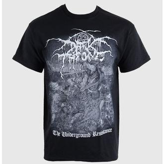 t-shirt pour homme Darkthrone - Le métro Resist ance - RAZAMATAZ, RAZAMATAZ, Darkthrone