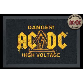 essuie-pieds AC / DC - Danger - ROCKBITES, Rockbites, AC-DC