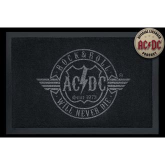 essuie-pieds AC / DC - R'n'R Never Die - ROCKBITES, Rockbites, AC-DC