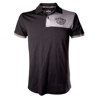 tee-shirt street pour hommes Jack Daniels - Patch With Logo - JACK DANIELS, JACK DANIELS