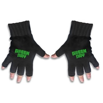 gants mitaines Green Day - Logo - RAZAMATAZ - FG038