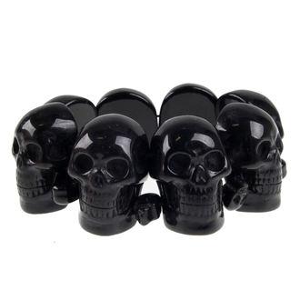 bracelet KREEPSVILLE SIX SIX SIX - Skull - Noire, KREEPSVILLE SIX SIX SIX