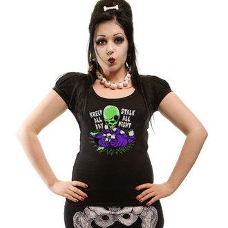 t-shirt pour femmes - Kreep n Stalk Puff - KREEPSVILLE SIX SIX SIX, KREEPSVILLE SIX SIX SIX