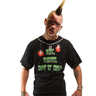 t-shirt pour hommes - Sex, Death, Rot N Rule - KREEPSVILLE SIX SIX SIX, KREEPSVILLE SIX SIX SIX