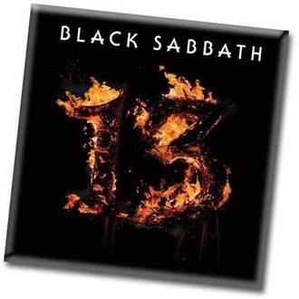 aimant Black Sabbath - 13 - ROCK OFF